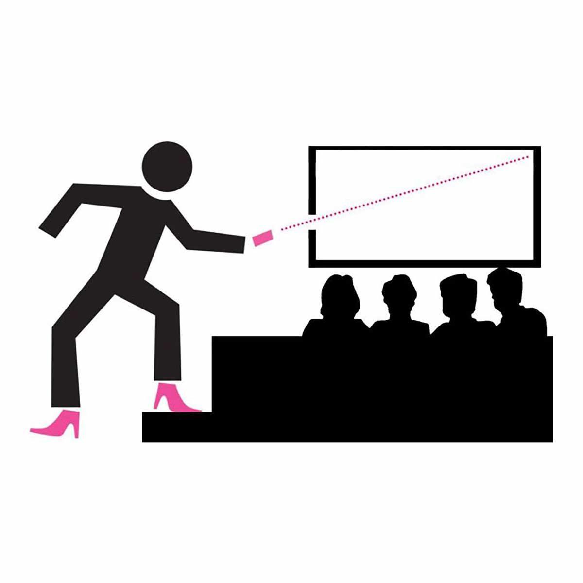Presentationsteknik Kurs Utbildning