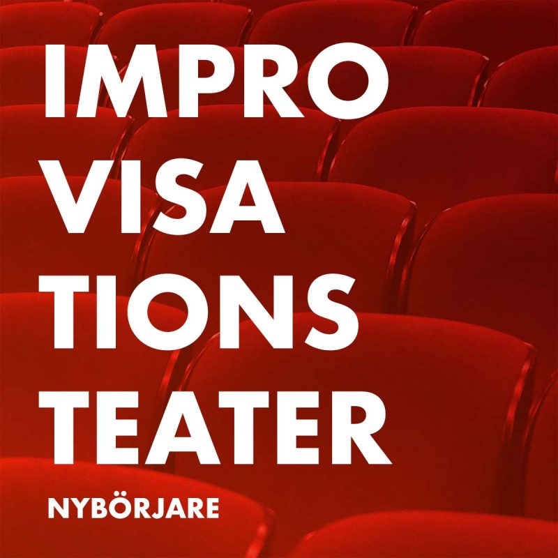 Teaterkurser, Improvisationsteater, Nybörjare