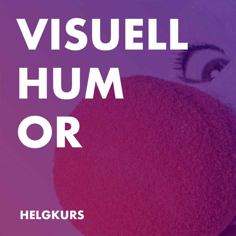 Visuell Humor - Improvisationsstudion