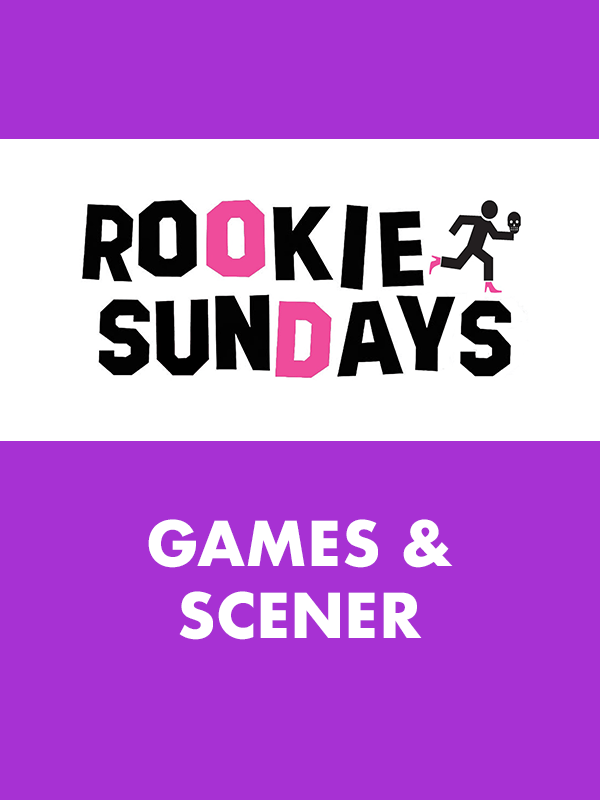 Rookie Sundays - Games och Scener