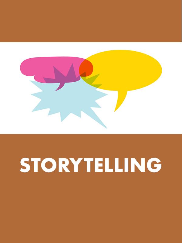 Föreställningar, Rookie Sundays, Storytelling