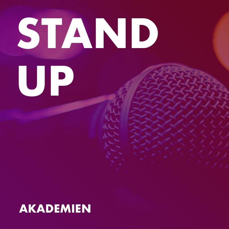 Kurs Stand Up Akademien